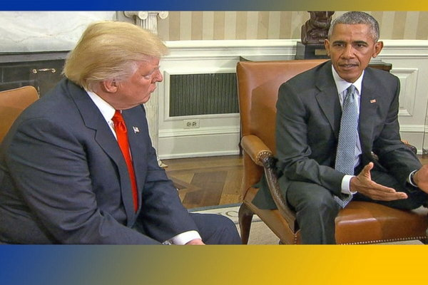 Good Morning America Hulu : Watch good morning america donald trump president obama