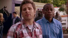 Psych: And Down the Stretch Comes Murder