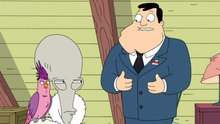 American Dad!: Office Spaceman